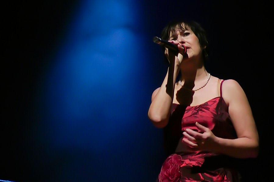 Martine chante